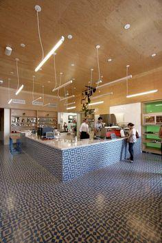 Intelligentsia Coffee shop, Los Angeles.