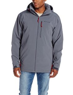 Columbia Men S Gate Racer Softshell Jacket Men Fashion