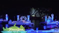 """In just hours, our all-new live entertainment experience, """"The Jungle Book: Alive with Magic"""" nighttime show, begins its limited engagement run at Disney's Animal Kingdom. But before it all begins, we're sharing a first-ever EXTRA episode"""
