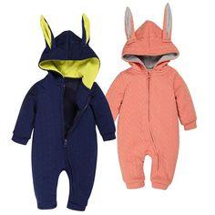 Animal Ear Hooded Romper  #Baby #Stylish #KidsStyle #happybabies #Dress #Shopping #Mom #Toddler #babygirl #KidsFashionofInstagram