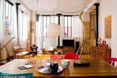 loft estilo vintage