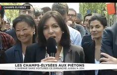 VIDEO. Emmanuel Macron à Orléans? Anne Hidalgo «n'en a rien à battre»
