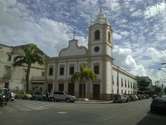 Igreja de Santa Cruz, Boa Vista, centro do Recife.