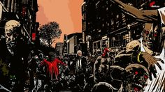2017-03-10 - Images for Desktop: zombie pic - #1461970