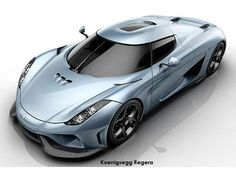 Koenigsegg Regera unveiled at Geneva International Motorshow
