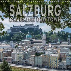SALZBURG Charming Old Town - CALVENDO