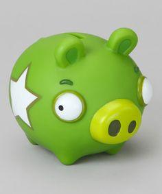 It's a piggy bank :)