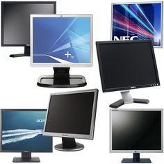 Монитор б/у в ассортименте, Диагональ 17 Ua, Monitor