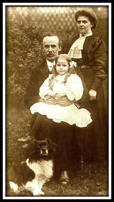 John Harper, passenger on theTitanic with his daughter and niece. And a dog.