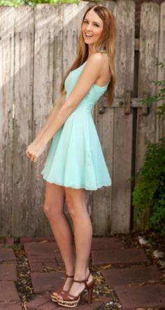 Mint bridesmaid dresses, short bridesmaid dresses, simple bridesmaid
