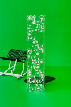 Swiss Institute Annual Architecture and Design Series: Pavillon De L'Esprit Nouveau: A 21st Century Show Home, curated by Felix Burrichter. Carbon Frog by Piero Lissoni, rocking for the first time! Piero Lissoni / Paul Kopkau (interpr.)