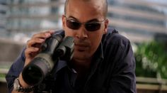 "Burn Notice 5x16 ""Depth Perception"" - Jesse Porter (Coby Bell)"