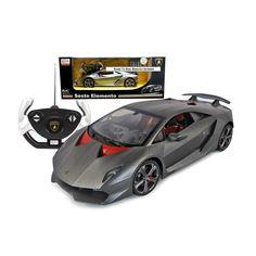 Rastar R53700-10 - Xe Lamborghini Sesto Elemento với volang điều khiển - giảm giá 10% | KAY.vn