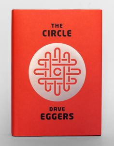 I love Dave Eggers' books and McSweeney's and definitely I love the cover design for his last issue 'Circle' popped out by Jessica Heshe.