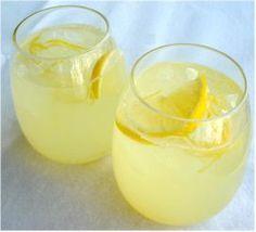 lemonade. Perfect for summer