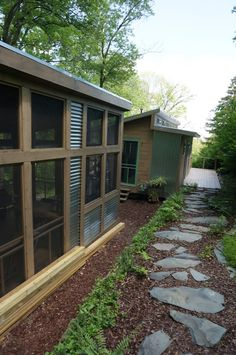 A Small, Solar-Powered House in the Blue Ridge Mountains — House Call | Apartment Therapy