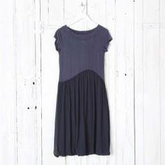 Short Sleeved Parachute Dress