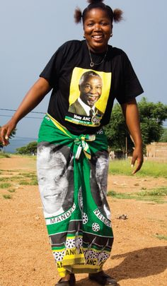 'Walala Wasala: The Fabric of African Politics' will be on display at Wollongong City Gallery from 15 February - 4 May