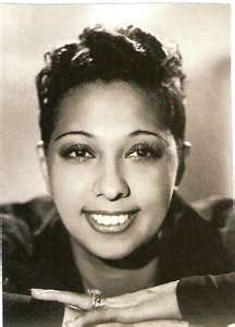 Josephine Baker, jazz vocalist