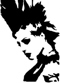 The Clash Stencil Diy Pinterest The Clash The O