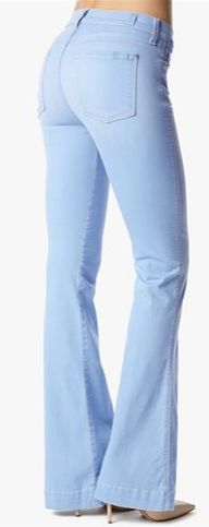 Slim Trouser In Lightweight Blue