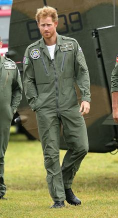 Pin for Later: Just When You Thought Prince Harry Couldn't Get Any Hotter, He Goes and Gets All Rugged