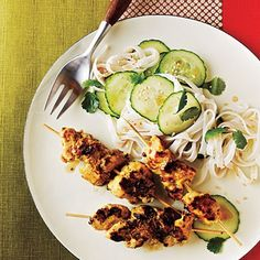 Chicken Satay #Budget Cooking  @Cooking Lite can-t-wait-recipes-main