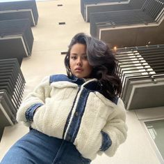 Cierra Ramirez, Roller Coaster, Happy Thanksgiving, The North Face, Beautiful Women, Celebrities, Jackets, Thankful, Fashion