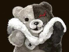 ^_^ Kuschlig wie ein Bär...... *hust* Monokuma ^_^