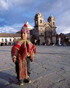 #Peruvian: Small boy from Cusco, Peru.