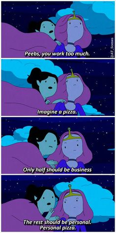 "Marceline the Vampire Queen and Princess Bubblegum, ""Adventure Time"" Time Quotes Life, Adventure Time Quotes, Adventure Time Marceline, Adventure Time Anime, Adventure Time Theories, Adventure Time Girls, Cartoon Network, Abenteuerzeit Mit Finn Und Jake, Adveture Time"