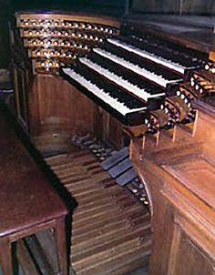 1898 Cavaillé-Coll organ at Basilique Sacré-Coeur, Paris, France