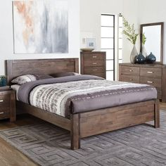Buy 'Browning' Queen Bed Ensemble Online & Reviews