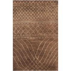 Safavieh Hand-knotted Loft Bronze New Zealand Wool Rug (8' x 10')   Overstock.com Shopping - The Best Deals on 7x9 - 10x14 Rugs