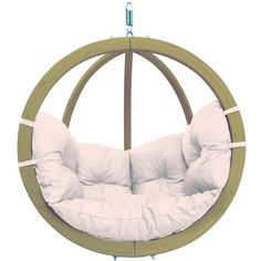 Globo Chair - Natural - Byer Of Maine : Target Patio Swing, Swing Seat, Porch Swings, Bed Swings, Outdoor Swings, Patio Decks, Indoor Swing, Rope Swing, Swing Chairs