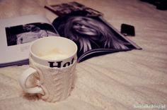kawa & książka / coffee & book