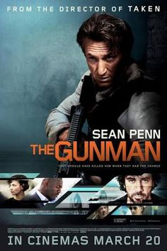 Sean' Penn , fighting in Congo against corruption ! Now they want  to kill him, he has to find out who and  why ?