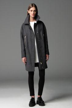 #coat #sportychic