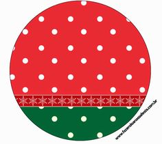 Christmas Red and Green: Free Printable Candy Bar Labels.