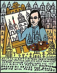 Howard Finster - Wikipedia, the free encyclopedia