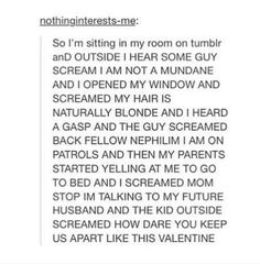 I don't even know where this is from but BAHAHAHAHAHA. Imagine your OTP