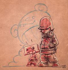 "The art and Ramblings of Artist Dayne ""Romidion"" Henry Jr. x Dayne Henry Jr. Graffiti Doodles, Love Graffiti, Graffiti Designs, Graffiti Drawing, Graffiti Alphabet, Graffiti Lettering, Street Art Graffiti, Cartoon Drawings, Cartoon Art"