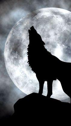 Creepy Halloween Moon