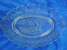 Avon Bicentennial Collectors Plate
