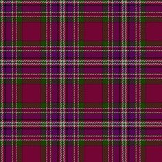 Tartan image: MacFarlane (Lord Lyon sett). Family tartan.