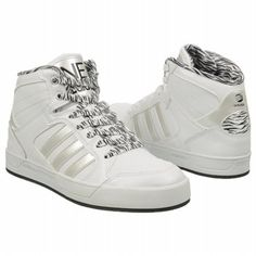 Adidas Neo Bbneo Hi Top Shoes In Running