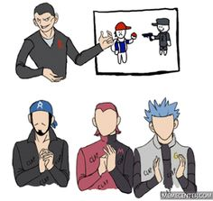 The generation of Pokemon Poke Pokemon, Pokemon Dragon, Ghost Pokemon, Pokemon Manga, Pokemon Pins, Pokemon Eevee, Pokemon Comics, Pokemon Funny, Villain Pub