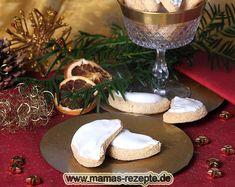 Rezept Zedernbrot Plätzchen auf Mamas Rezepte Homepage