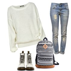 Everyday outfit for school