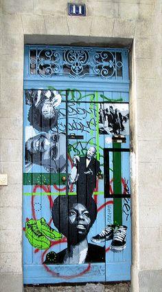 Door [Avignon, France]